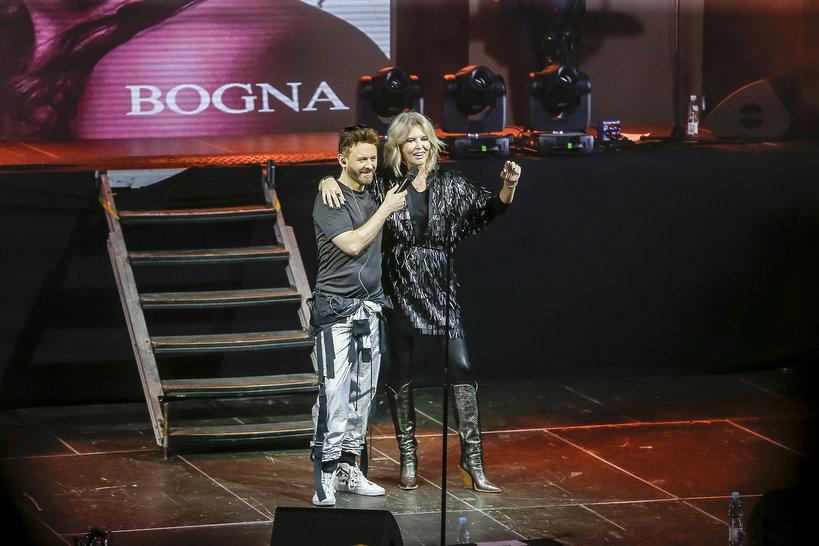 Paweł Stasiak i Bogna Sworowska
