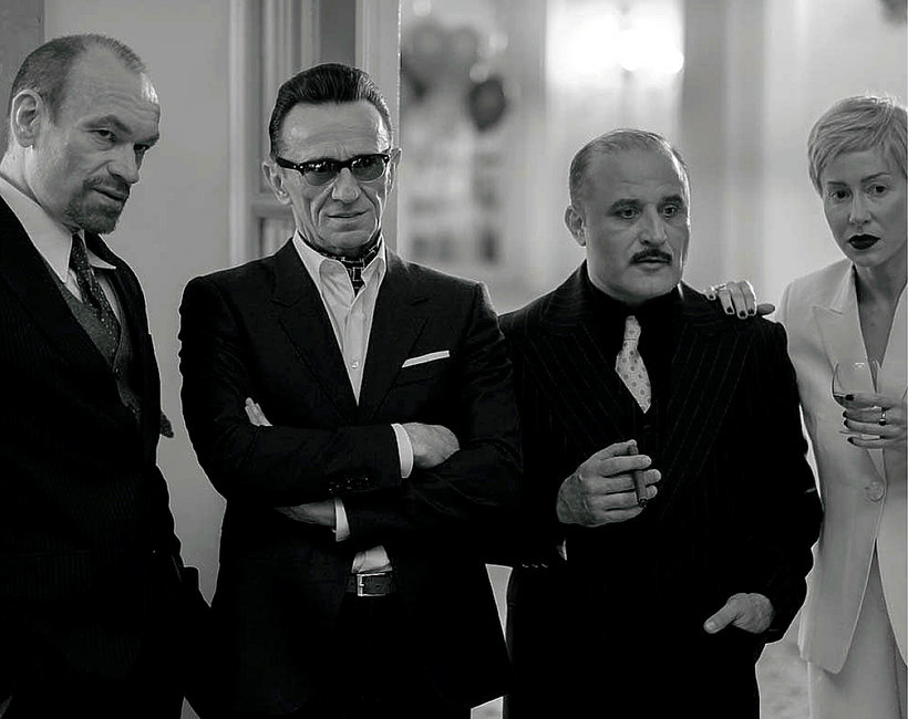 Paweł Wilczak, film Pan T.