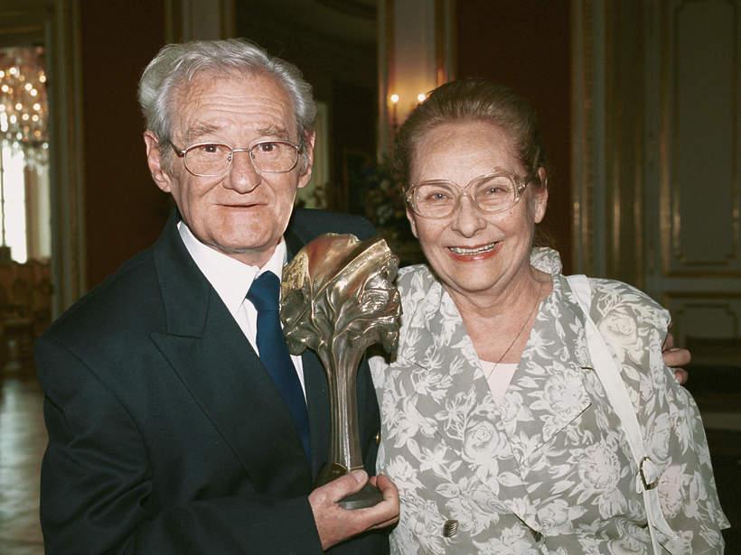 pawlik z żoną