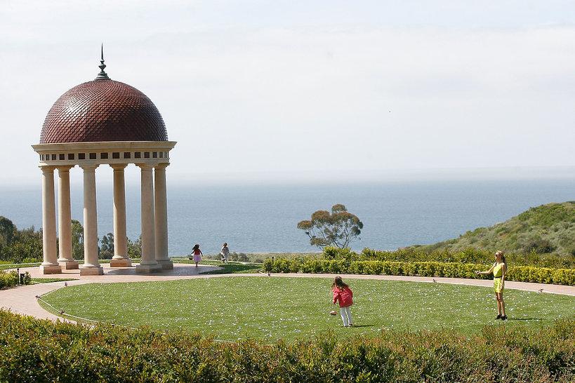 Pelican Hill Resort in Newport Beach, California
