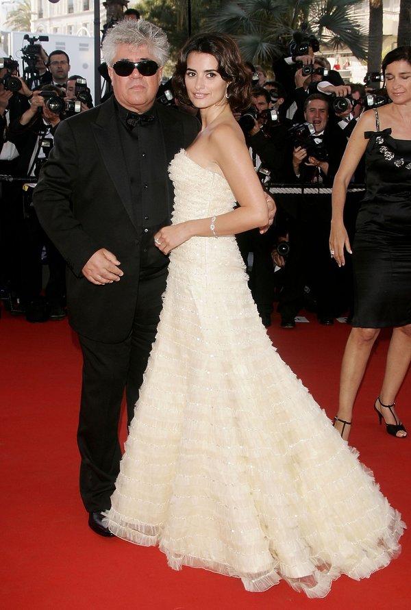 Penelope Cruz, Cannes 2006 rok