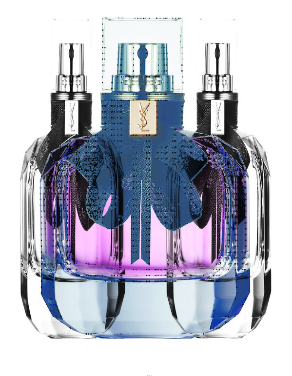 Perfumy dla niej Yves Saint Laurent – Mon Paris