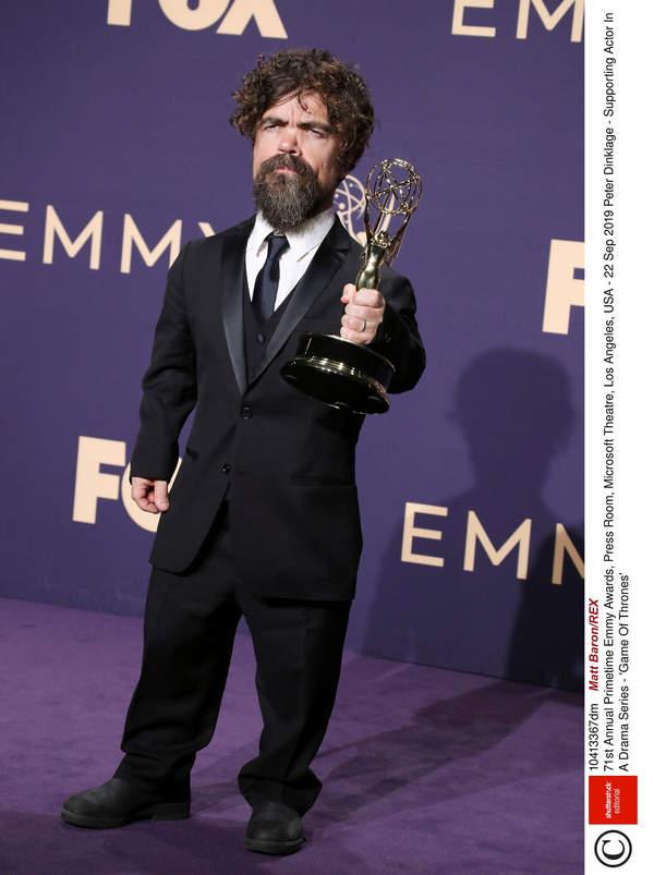 Peter Dinklage, nagrody Emmy 2019