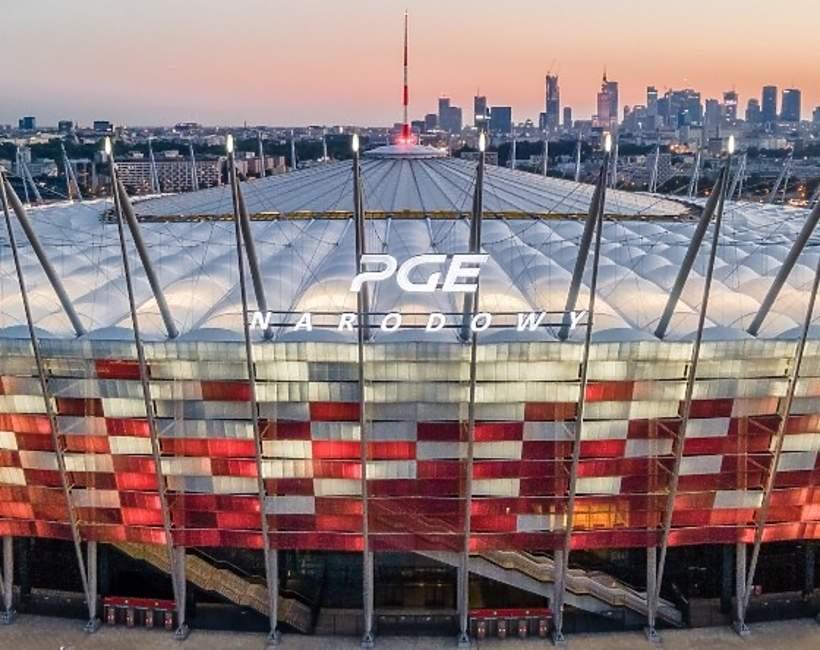 PGE Narodowy, Stadion Narodowy w Warszawie