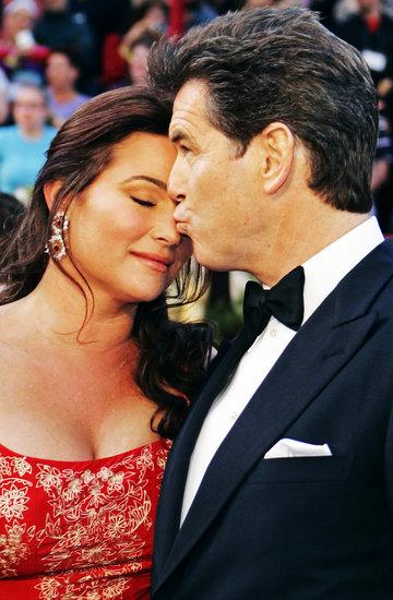 Pierce Brosnan z żoną Keely Shaye Smith, historia miłości