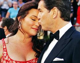 Dzięki żonie Pierce Brosnan otrząsnął się po traumie z przeszłości...