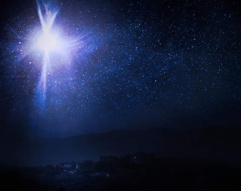 Pierwsza taka gwiazda betlejemska