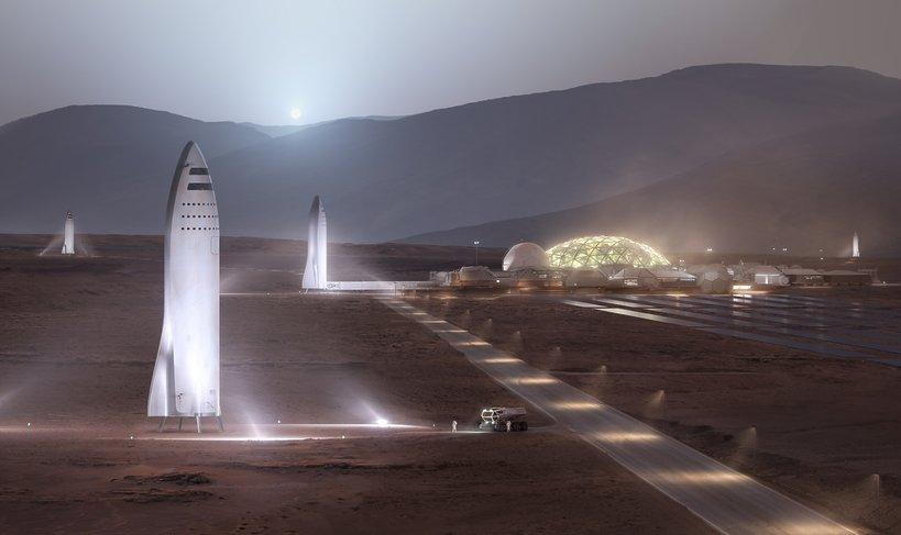 pierwszy lot turystyczny w kosmos