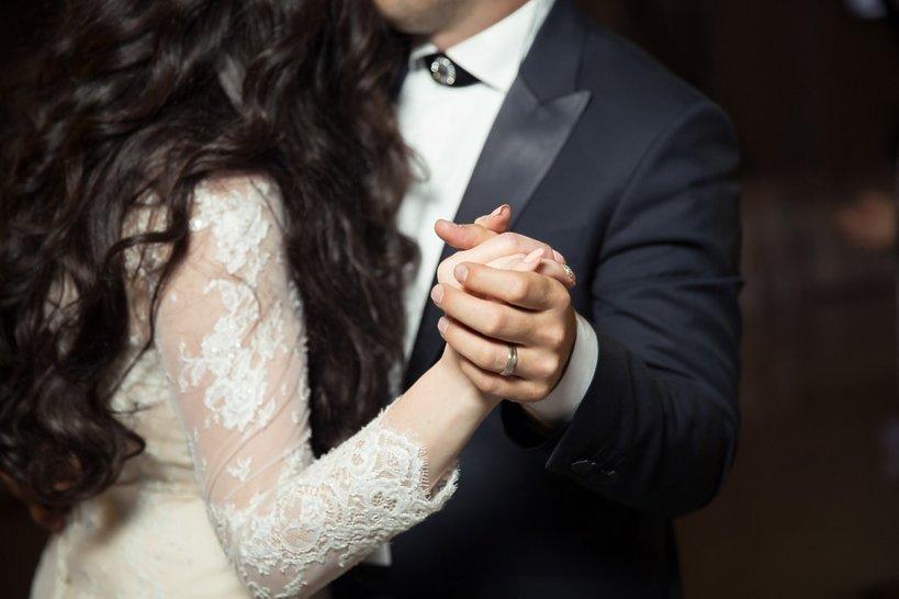 Pierwszy taniec wesele