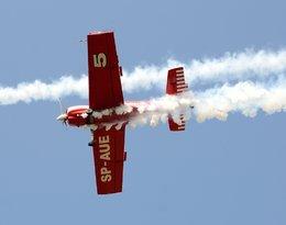 JAK-52 runął do Wisły na Pikniku Lotniczym w Płocku. Pilot zmarł na miejscu