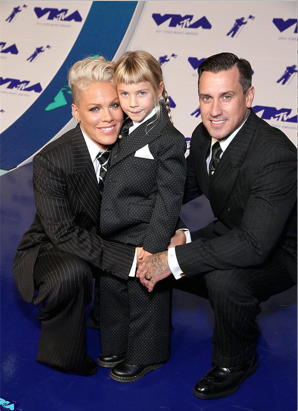 Pink i Carey Hart