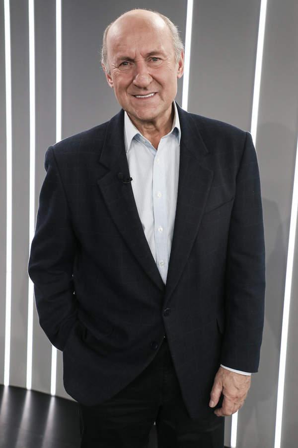 Piotr Fronczewski, 2019 rok, studio Dzień Dobry TVN