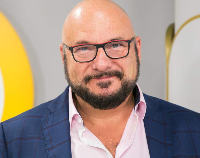 Piotr Gąsowski, rodzina patchworkowa