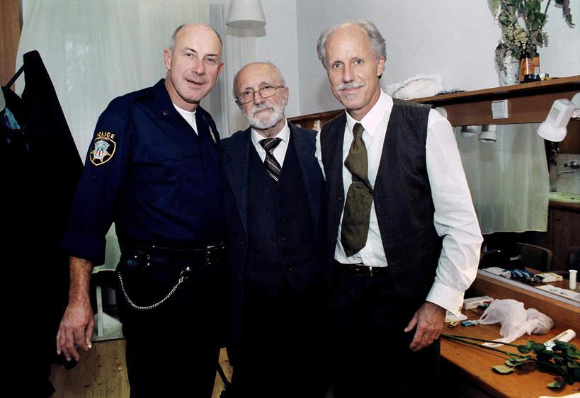 Piotr, Henryk i Aleksander Machalica