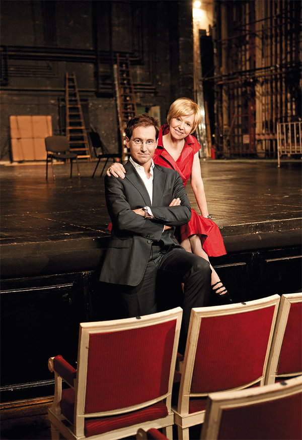 Piotr Kraśko i Barbara Pietkiewicz, Viva! maj 2008