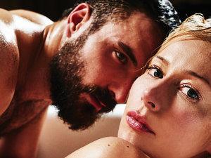 Piotr Stramowski i Katarzyna Warnke, Viva! luty 2016