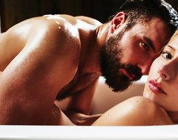 Przypominamy gorącą sesję Katarzyny Warnke i Piotra Stramowskiego, gdy jeszcze nie byli małżeństwem