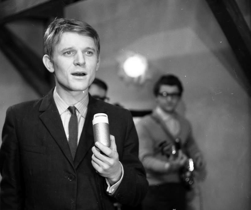Piotr Szczepanik, 1966 rok