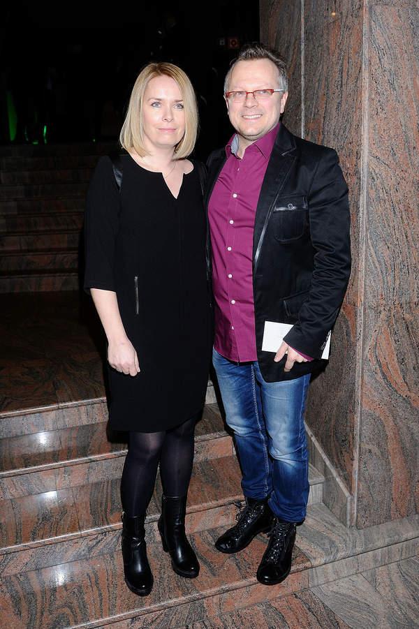 Piotr Szwedes - kim jest żona aktora?