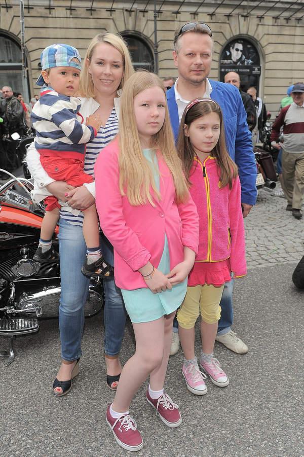 Piotr Szwedes - życie prywatne. Żona i dzieci aktora