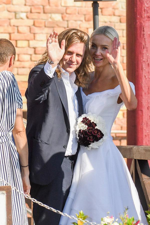 Piotr Woźniak-Starak, Agnieszka Szulim
