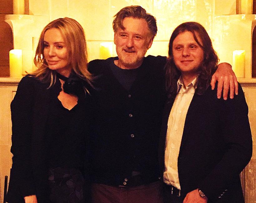 Piotr Woźniak-Starak, Agnieszka Woźniak-Starak, Bill Pullman