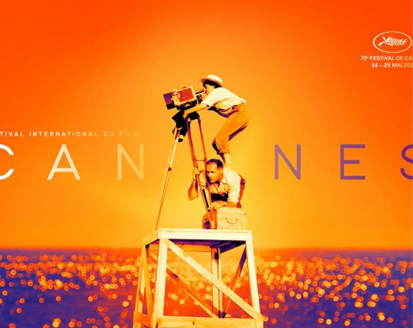 Oficjalny Plakat Festiwalu Filmowego W Cannes 2019 Vivapl