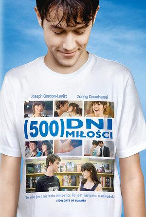 plakat filmu 500 dni miłości. Imperial Cinepix