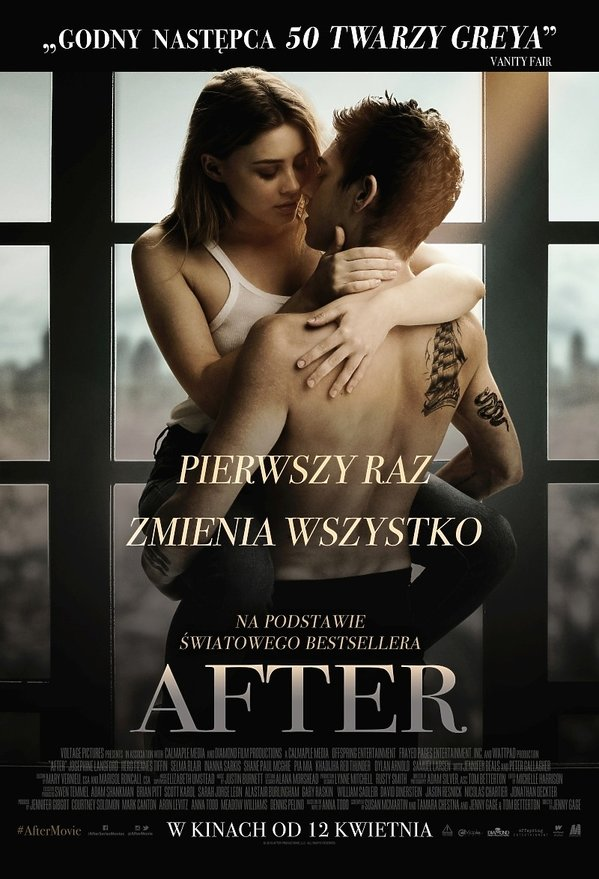 plakat filmu After