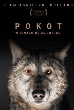 plakat filmu Agnieszki Holland Pokot. Next Film