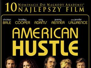 plakat filmu American Hustle. Imperial Cinepix