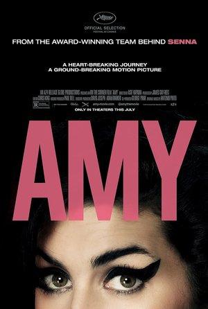plakat filmu Amy