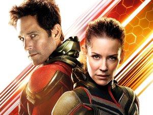 Plakat filmu Ant-Man Osa