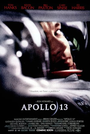 plakat filmu Apollo 13