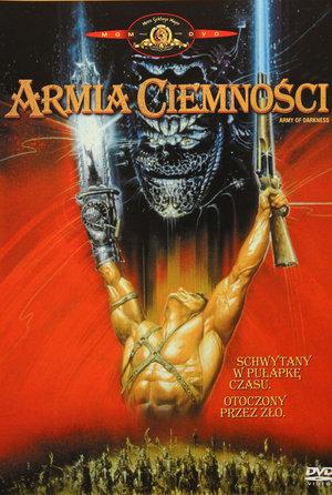 plakat filmu Armia ciemności