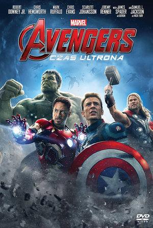 plakat filmu Avengers: Czas Ultrona/Galapagos Films