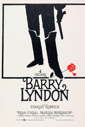 plakat filmu Barry Lyndon