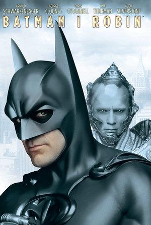plakat filmu Batman i Robin/Galapagos Films