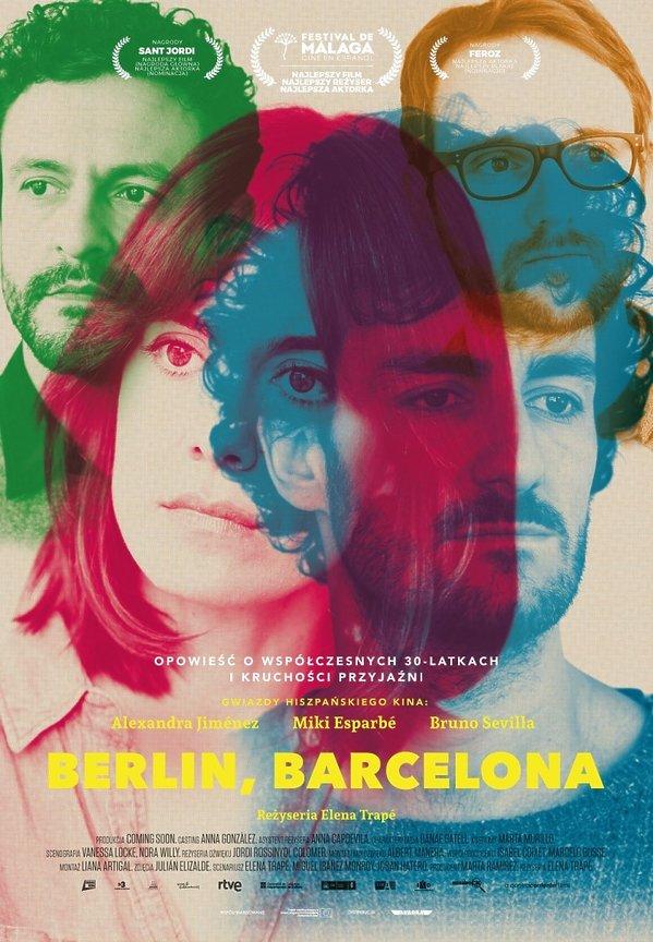 plakat filmu Berlin, Barcelona