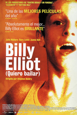plakat filmu Billy Elliot