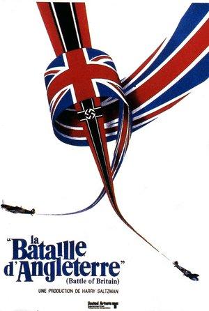 plakat filmu Bitwa o Anglię