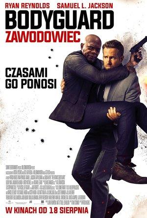 plakat filmu Bodyguard Zawodowiec. Monolith Films