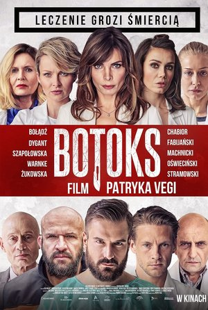 plakat filmu Botoks