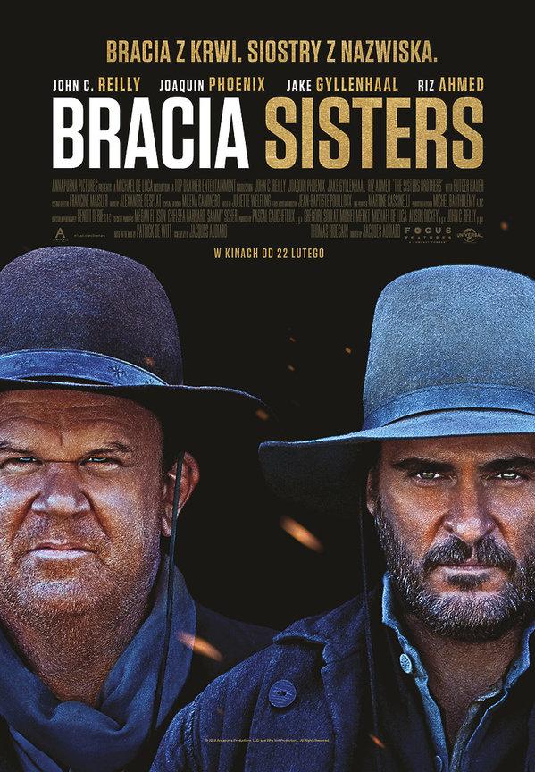 plakat filmu Bracia Sisters