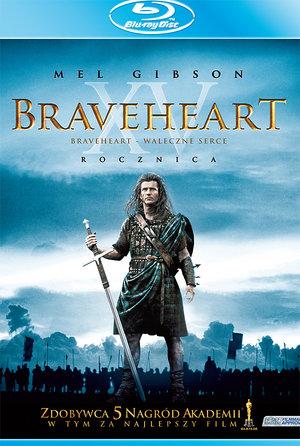 plakat filmu Braveheart. Waleczne serce. Imperial Cinepix
