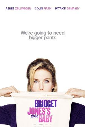 plakat filmu Bridget Jones 3