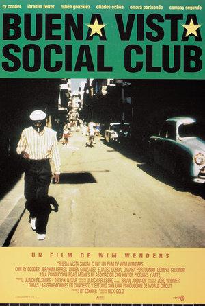 plakat filmu Buena Vista Social Club