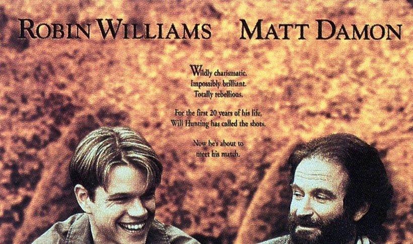 Buntownik Z Wyboru Good Will Hunting 1997 Wszystko O Filmie