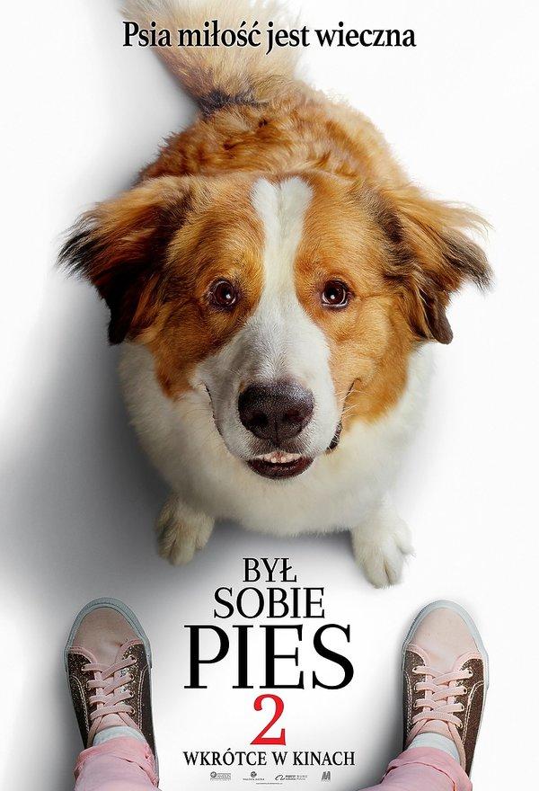 plakat filmu Był sobie pies 2