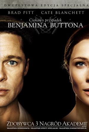 plakat filmu Ciekawy przypadek Benjamina Buttona